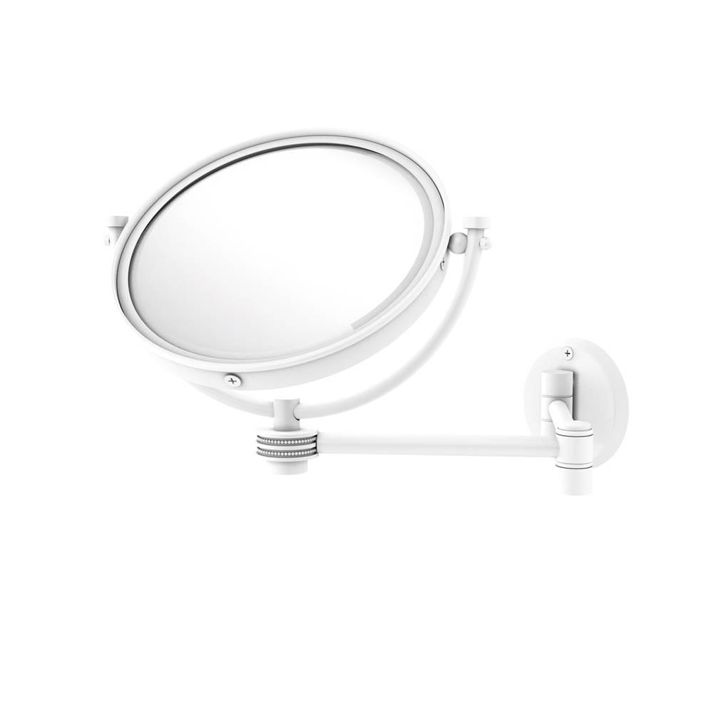 Bathroom Accessories Magnifying Mirrors White   Monique\'s Bath ...
