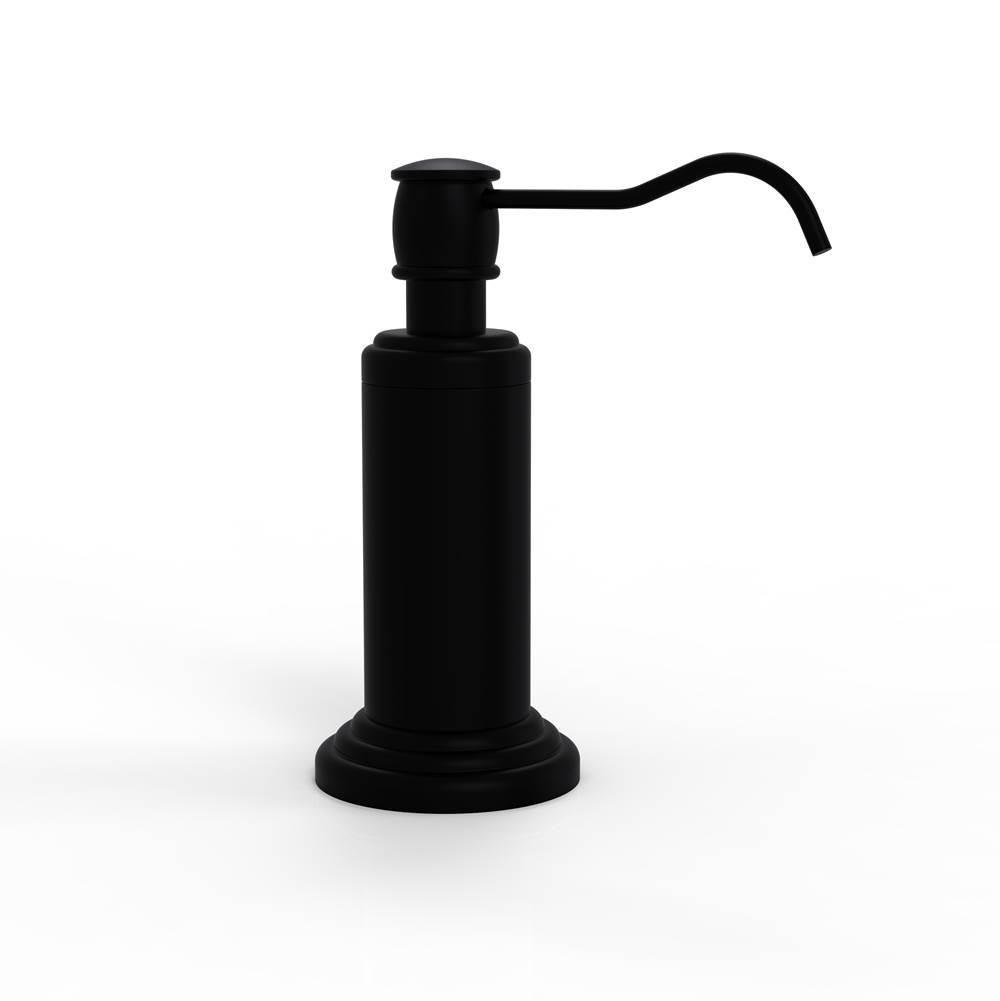 Bathroom Accessories Soap Dispensers Black | Monique\'s Bath Showroom ...