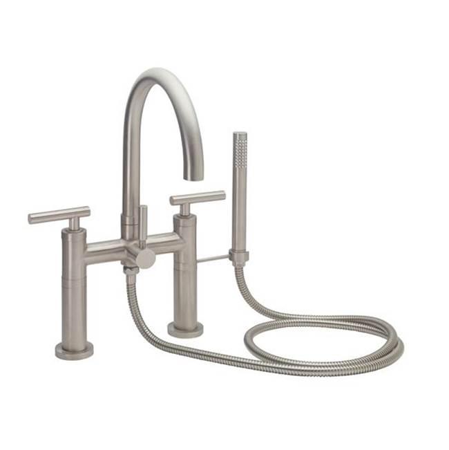 California Faucets 1108-66.20-WHT at Monique\'s Bath Showroom ...