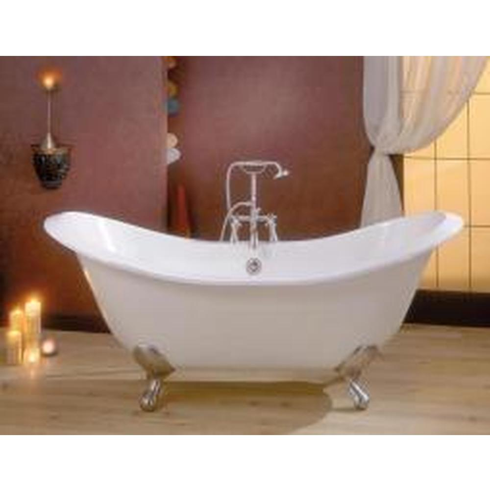 Cheviot Products Clawfoot Soaking Tubs item 2112-WC-BN-8