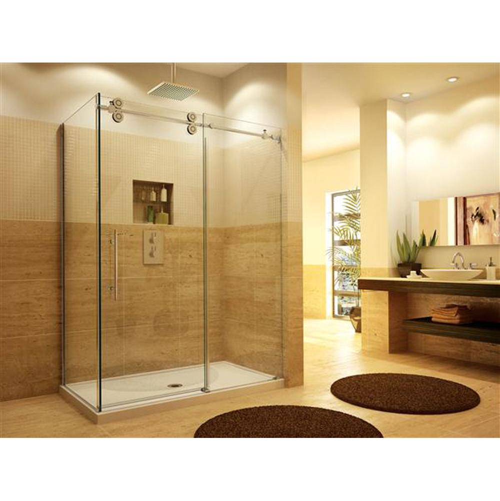 Shower Enclosures Chromes | Monique\'s Bath Showroom - Watertown ...