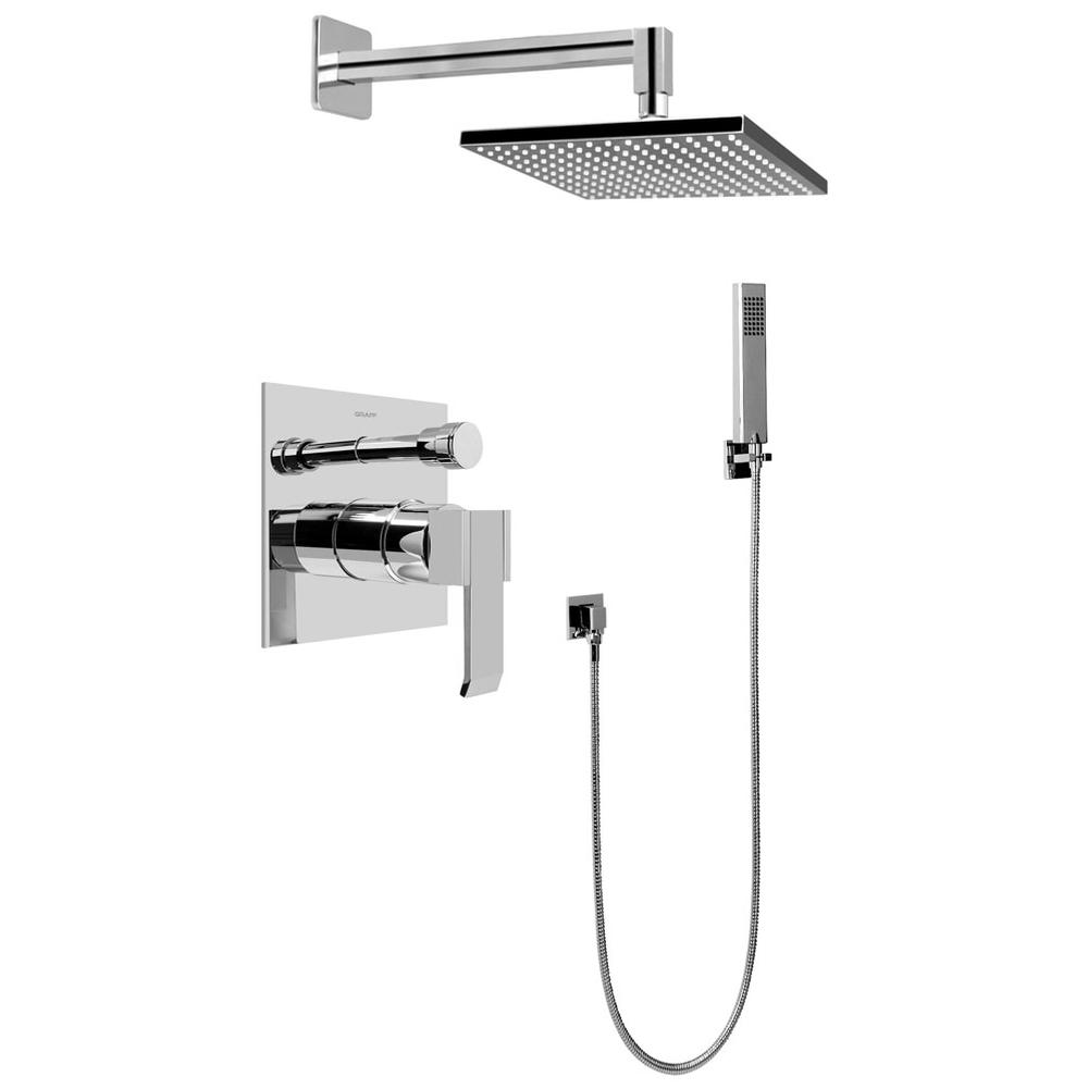 Graff Complete Systems Shower Systems item G-7295-LM38S-PC