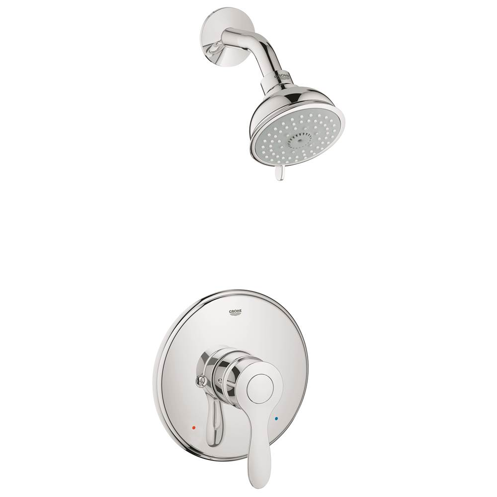 Grohe Bathroom Shower Only Faucets With Head Parkfield | Monique\'s ...
