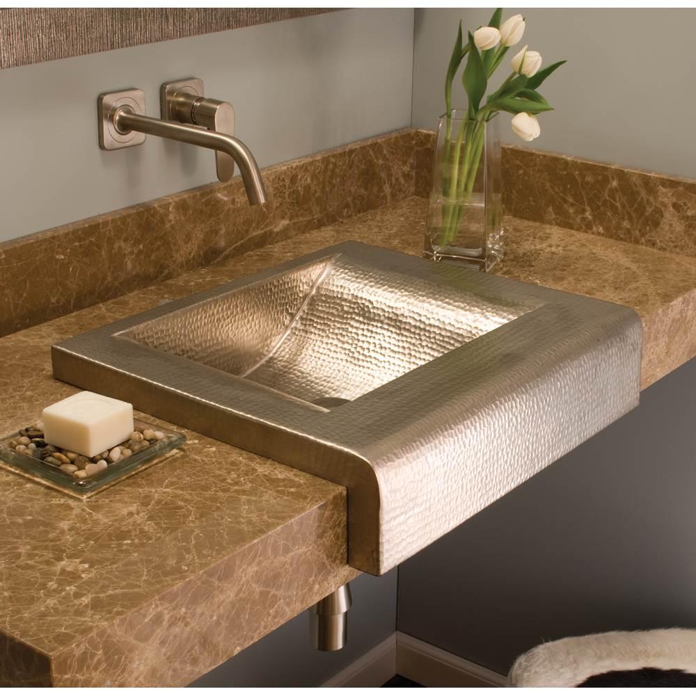 Native Trails Cps541 Palisades Bathroom Sink In Brushed Nickel