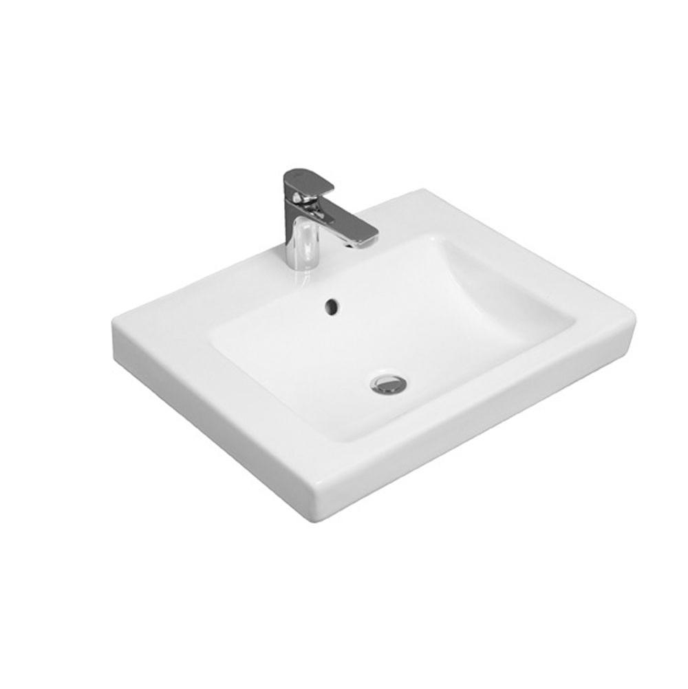 Villeroy And Boch Drop In Bathroom Sinks item 5A062601